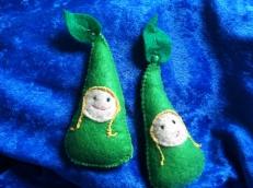 Spring Equinox gnomes! Photo by Grey Catsidhe, 2014.