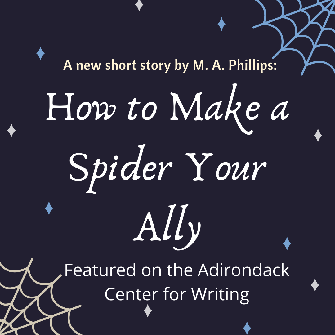 How to Make a Spider Your Ally
